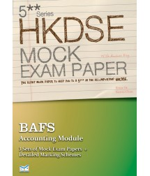 5** DSE Mock Paper BAFS (Accounting Module)