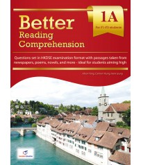 Better Reading Comprehension 1A
