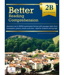 Better Reading Comprehension 2B