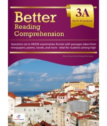 Better Reading Comprehension 3A