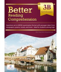 Better Reading Comprehension 3B