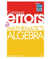 Common Errors in Mathematics - Algebra