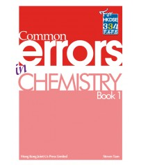 Common Errors in Chemistry - Book 1