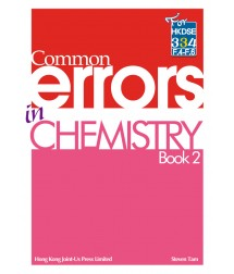 Common Errors in Chemistry - Book 2