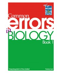 Common Errors in Biology - Book 1