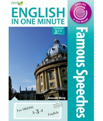 English in One Minute - Famous Speeches
