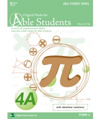 Original Maths for Able Students 4A