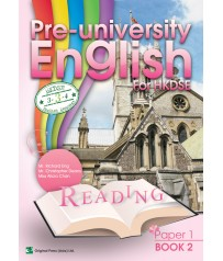 Pre-university English for HKDSE - Paper 1 Reading Book 2