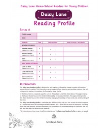 Daisy Lane Reading Profile