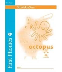 First Phonics Book 4