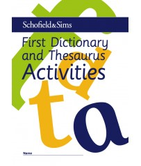 First Dictionary and Thesaurus Activities