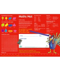 I can do maths Desk Mat (Pack of 30)