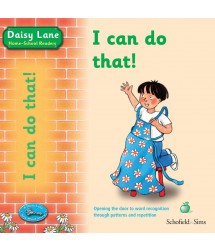 Daisy Lane: I can do that!