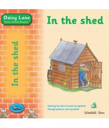 Daisy Lane: In the shed