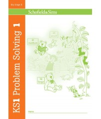 KS1 Problem Solving Book 1