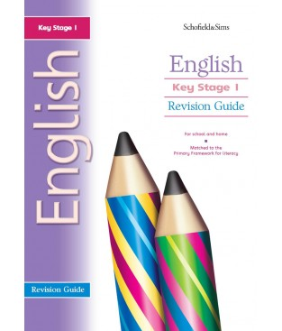 Key Stage 1 English Revision Guide