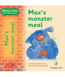 Daisy Lane: Max's monster meal