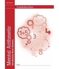 Mental Arithmetic Introductory Answers Book