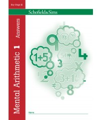 Mental Arithmetic Answers Book 1