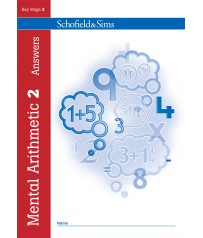 Mental Arithmetic Answers Book 2