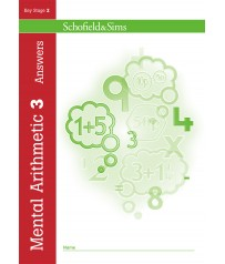 Mental Arithmetic Answers Book 3