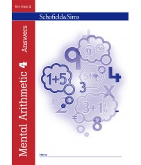 Mental Arithmetic Answers Book 4