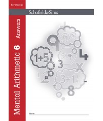 Mental Arithmetic Answers Book 6