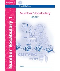 Number Vocabulary Book 1