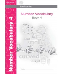 Number Vocabulary Book 4