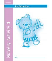 Nursery Activity Book 1