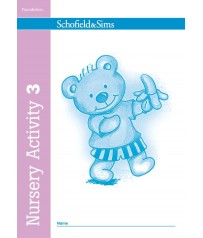 Nursery Activity Book 3