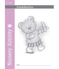 Nursery Activity Book 6