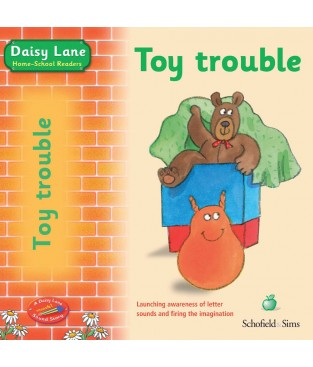 Daisy Lane: Toy trouble