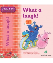 Daisy Lane: What a laugh!