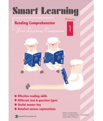 Smart Learning Reading Comprehension Primary 1